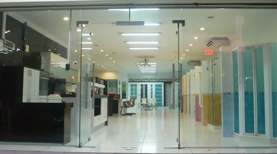 Glass Shop Front Doors And Fitters London